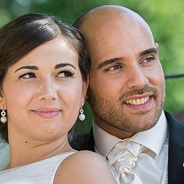 Patricia und Antonio - Hochzeitsbilder in Stuttgart