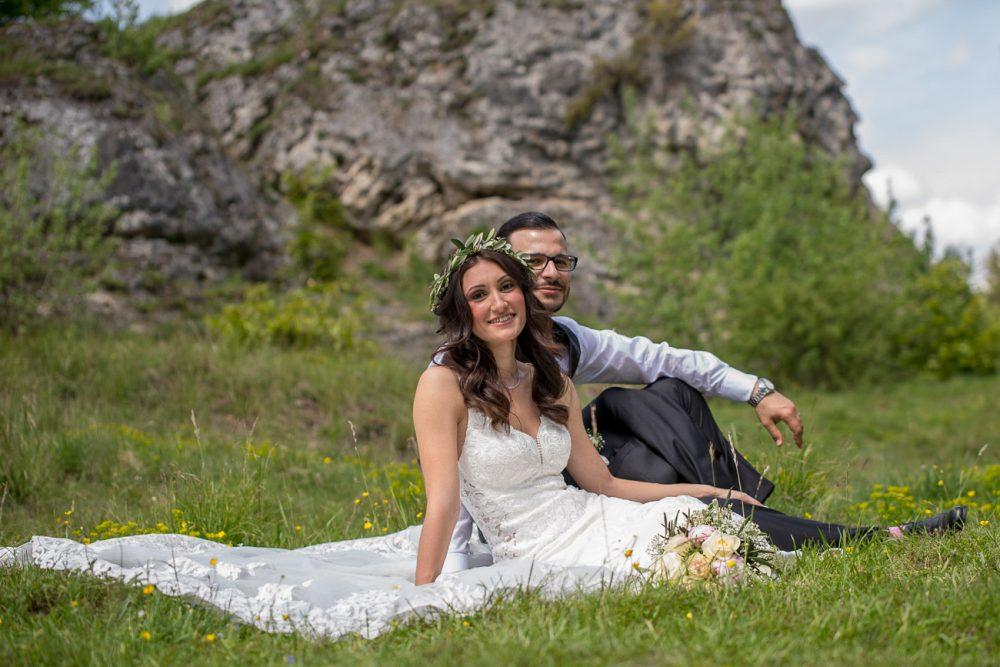Hochzeitsfilm mit Leidenschaft