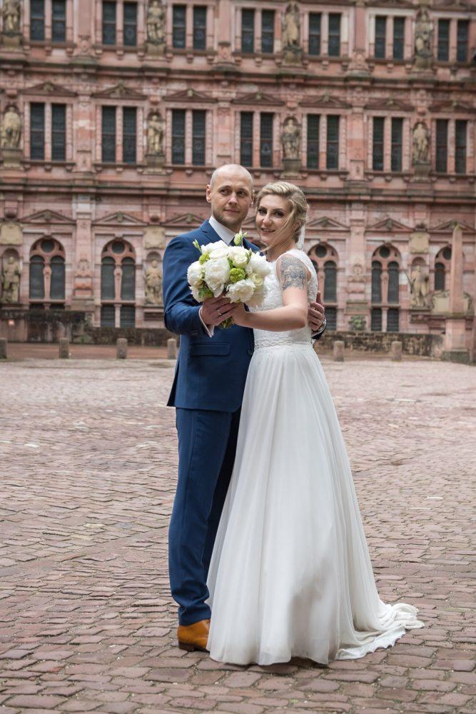 Hochzeitsfotos Hochzeitsreportage Schloss Heidelberg_0056